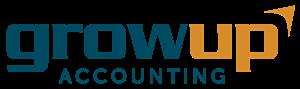 Grow Up Accounting Logo