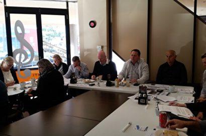Sbng.com on Morning Meeting Agenda Cards
