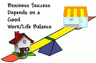 Balancing Your Small Business and Your Personal Life