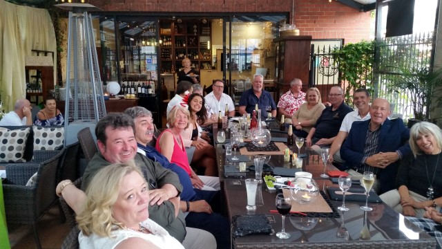 A happy get together for the 2018 SBNG Christmas Party