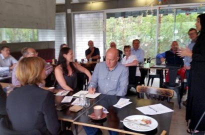 Our Business Breakfast Meetings Are Back
