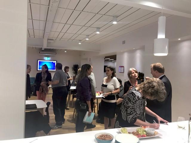 SBNG Networking at the NEXUS Hub